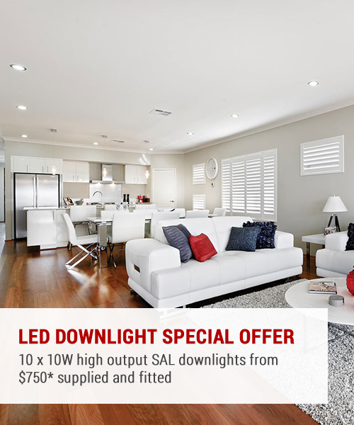 Electrician special prices